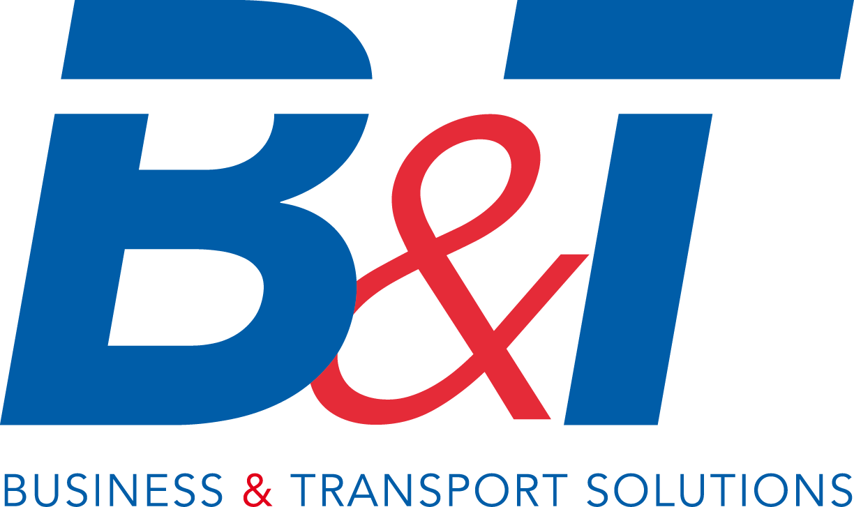 b&t customs logo